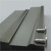 天津厂家供应不锈钢搓丝板 网纹搓花板 牛仔铝钉牙板 非标牙板找精鼎