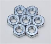 DIN934    镀锌外六角螺母