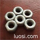 六角螺母DIN934  热镀锌