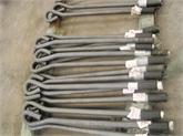 乐一公司批发地脚螺栓,热镀锌预埋螺栓,大型塔吊螺栓,规格多样式全