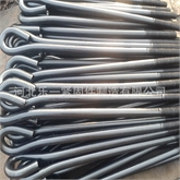 专业加工定制9字地脚螺栓 伞把地脚螺栓 焊接地脚螺栓Q235碳钢