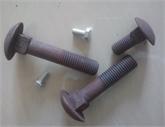 生产4.8级8.8级马车螺栓马车螺丝GB12GB801DIN603