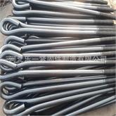 加工定制 m27焊接地脚螺栓猫爪型地脚螺丝路灯杆预埋件加工厂