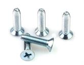 十字槽沉头三角牙自攻自锁螺钉GB6561