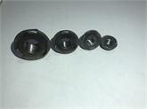 供应GB13681.2六角法兰面焊接螺母