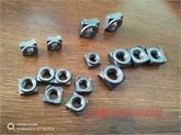 四方焊接螺母Q371 M6 M8