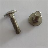 生产半圆头方颈螺栓马车螺栓马车螺丝GB12GB801DIN603