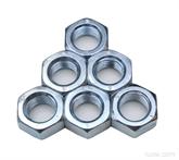 专业生产DIN934    镀锌  外六角螺母