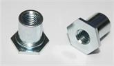 压铆螺柱,压铆螺钉,通孔螺柱