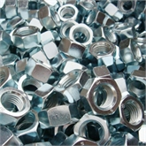 低碳钢  瑞鑫专业生产六角螺母