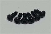 304PA不锈钢梅花圆头自攻螺丝,高盐雾黑锌螺丝,耐腐蚀达克罗,耐湿热美加力