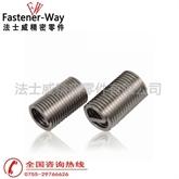304不銹鋼螺紋護套 鋼絲牙套M2*0.4-2.5D 大量現貨供應