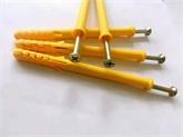 塑料胀栓 膨胀螺栓 小黄鱼 内膨胀螺栓