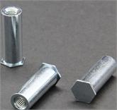 壓鉚螺母柱:BSO-M4-20