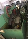 二手三分搓牙机台湾春日DPR-10S  高速斜刀搓牙机带振动盘,东莞近达现货供应