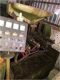 二手浙江友信气压式四轴螺母攻牙机YX-FNT19B4T,适合攻牙M8-12螺帽,近达供应