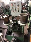 二手国产M3两轴气压式全自动螺母攻牙机,东莞近达供应