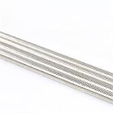 """厂家批发""""宏紧""""304不锈钢牙棒牙条丝杆螺杆螺柱10mm-4000mm"""