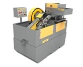 东莞近达代理石西ZY004L搓丝机,可搓牙直径2.6-4mm,长度40mm,每分钟280pcs