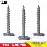 非标大平头十字槽自攻螺丝 木板自攻钉订做生产定做厂家