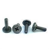 平头十字槽台阶螺丝麻将机上用非标定位螺丝专业定做生产厂家