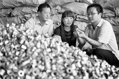 河北永年县刘营乡标准件产业集群发展全纪录