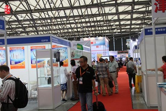 相约上海滩  华网与您共话 2014中国国际五金展