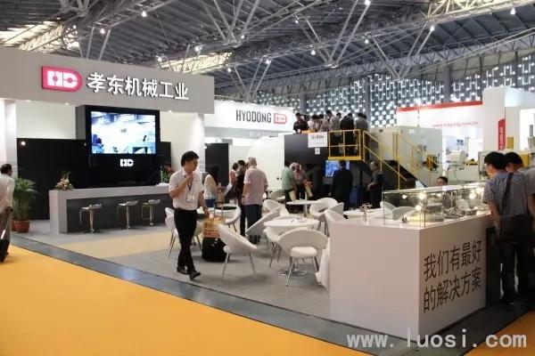 韩国孝东:如何在亚洲成型设备领域一枝独秀?