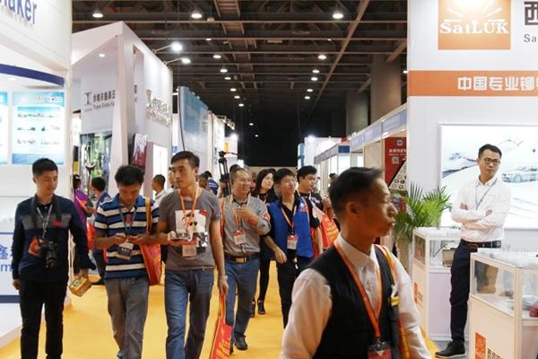 2016广州紧固件专业展今日盛大开幕