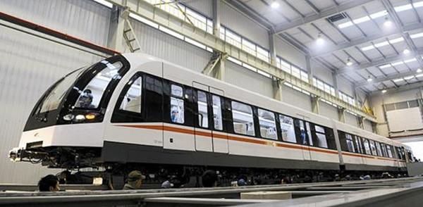 中国动车首次打入欧盟市场 紧固件企业把握好商机