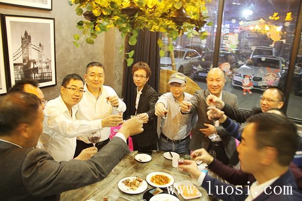 深圳市紧固件行业协会2017年会员年终聚会圆满结束
