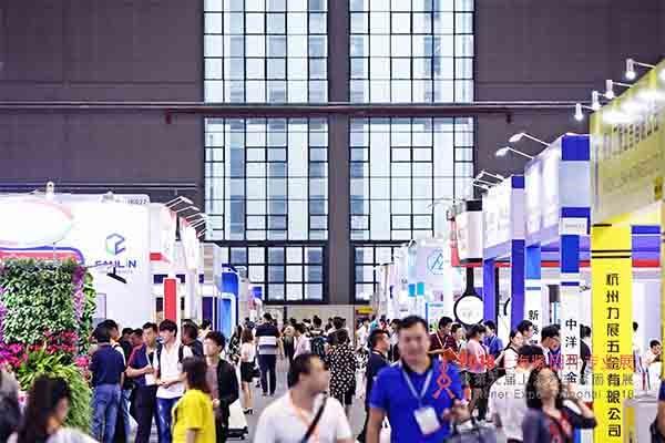 2018上海紧固件专业展盛大开幕!