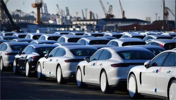 部分零部件来自进口 征关税后美产车成本陡然增高