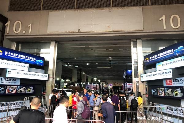 第十六届广州国际汽车零部件及用品展览会在广州圆满落幕
