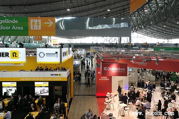 2019年德国斯图加特紧固件专业展在德国隆重举行