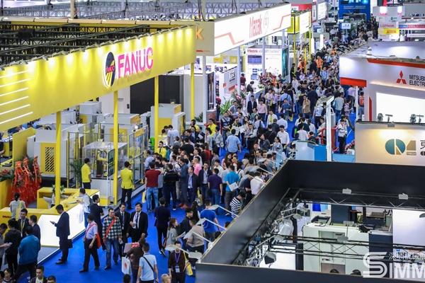 第二十届深圳国际机械制造工业展览会在深圳盛大开幕
