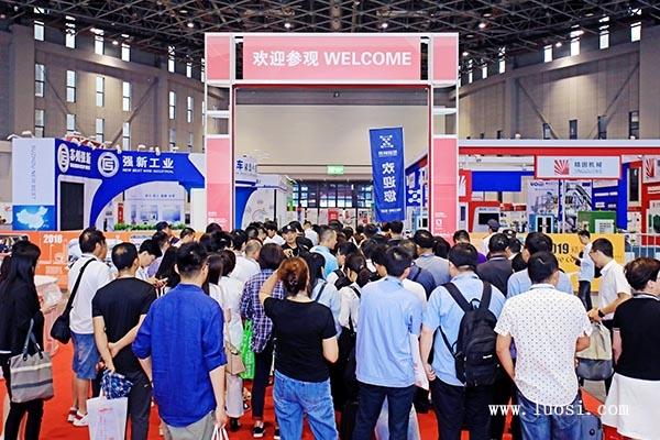 2019上海展特装企业——紧固件成品风采篇