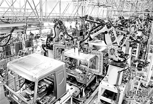 智能化+全球化加速中国制造业复工复产