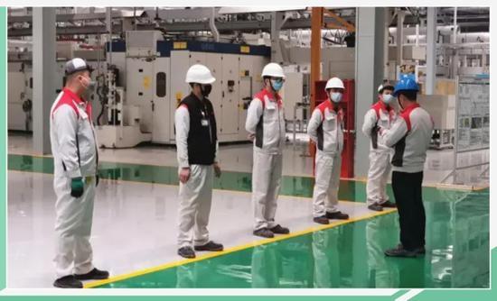 复工率超过70% 长城零部件各板块产能提升