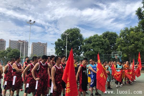 深圳市紧固件行业协会第六届篮球比赛成功举办