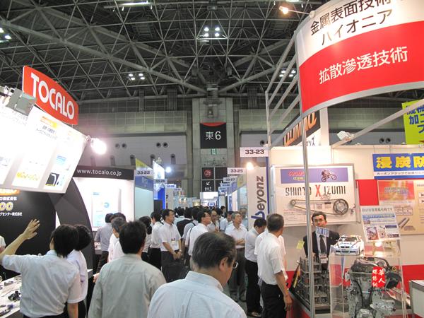 深入日本,直击第16届日本机械零部件及加工技术展