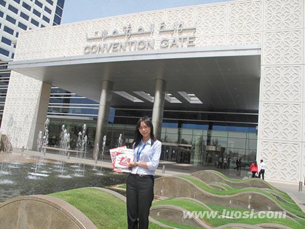 深入梦幻城市 直击迪拜第13届迪拜五金工具展