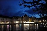 欧洲美丽夜景