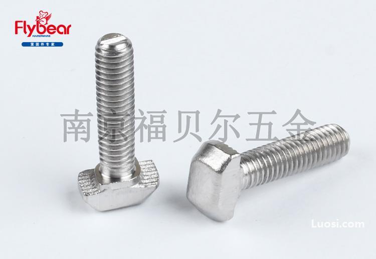 不銹鋼304材質(A2-70)按圖定制T型螺栓