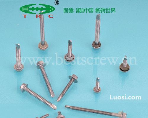 供应SUS410不锈钢自钻自攻螺钉