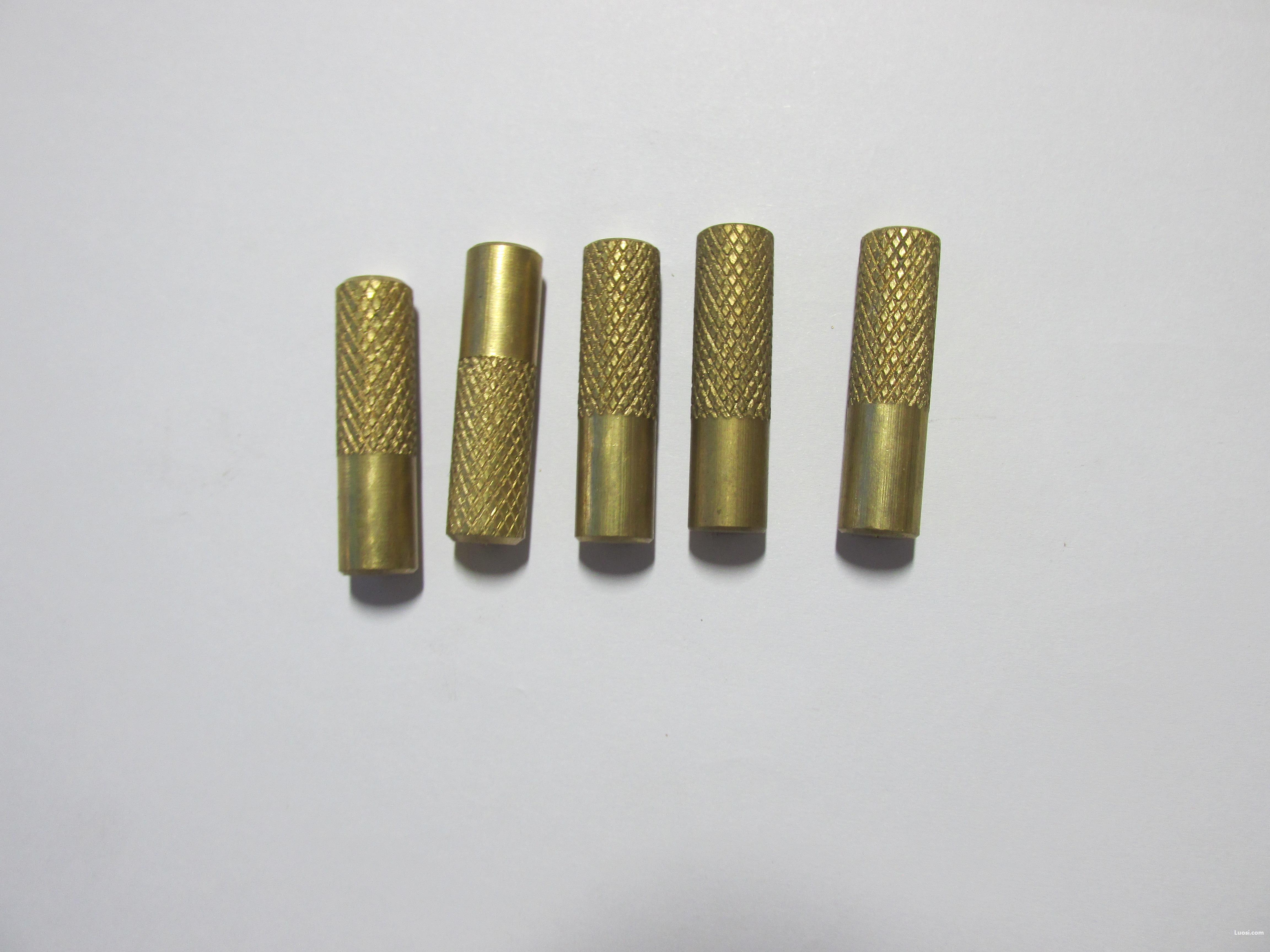专业生产DIN 7 铜圆柱销(d h8)1000只批订,量大价优。