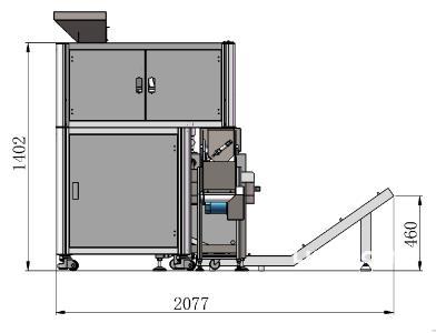 合肥銀觸點包裝機 復合銀觸點包裝機